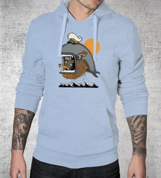 Whale Hoodies by Copenhagen Poster - Pixel Empire