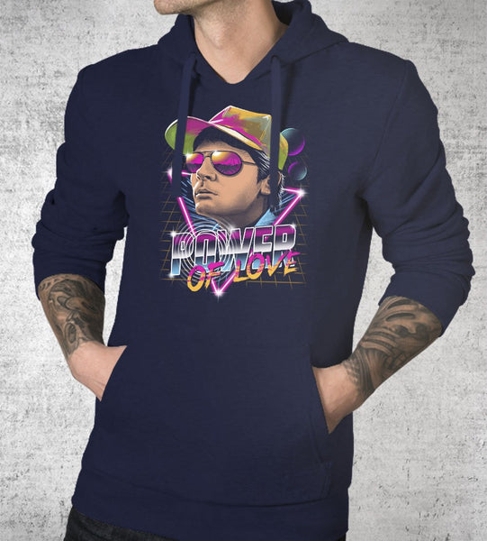 Power of Love Hoodies by Vincent Trinidad - Pixel Empire