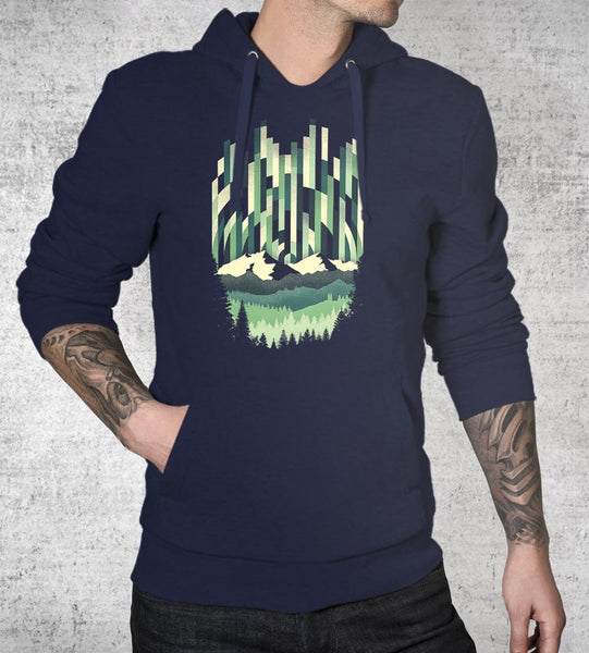 Sunrise Vertical Hoodies by Dianne Delahunty - Pixel Empire
