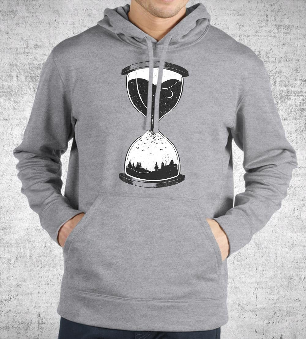 As Night Falls Hoodies by Grant Shepley - Pixel Empire