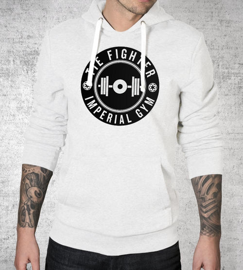 Imperial Gym Hoodies by Edge Fitness - Pixel Empire