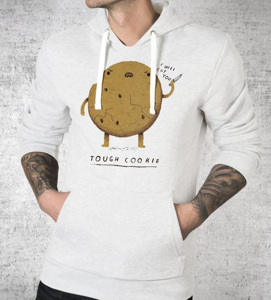 Tough Cookie Hoodies by Louis Roskosch - Pixel Empire