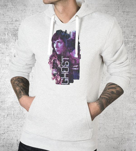 Is She Really Human Hoodies by Barrett Biggers - Pixel Empire