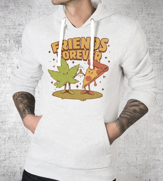 Friends Forever Hoodies by Ilustrata - Pixel Empire