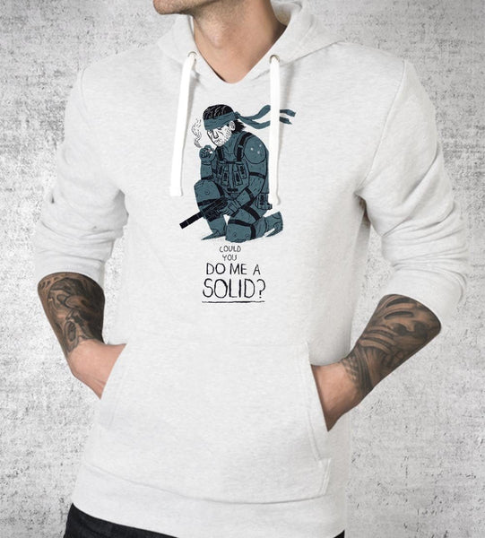 Do Me a Solid Hoodies by Louis Roskosch - Pixel Empire