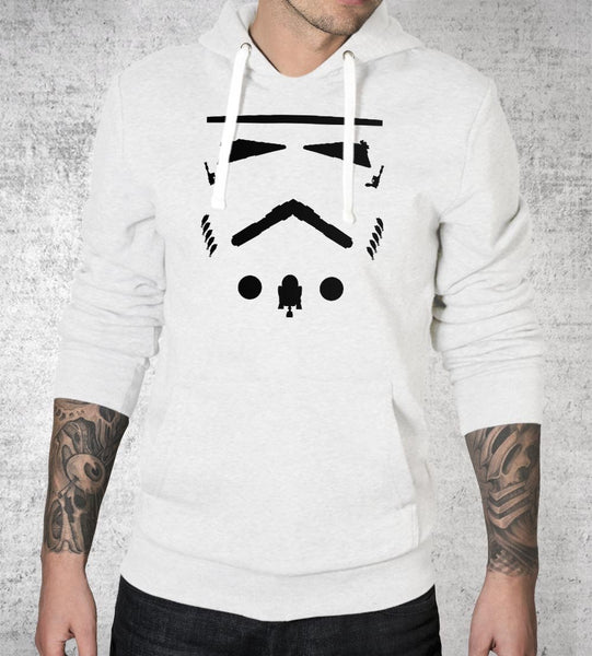 Not the Droids You're Looking For Hoodies by Dylan West - Pixel Empire