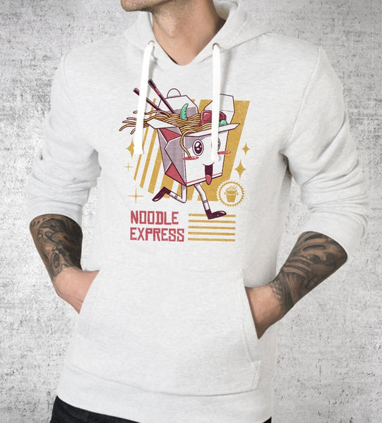 Noodle Express Hoodies by Vincent Trinidad - Pixel Empire