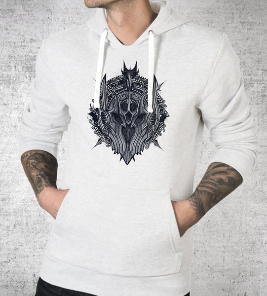 Lord Of Mordor Hoodies by StudioM6 - Pixel Empire
