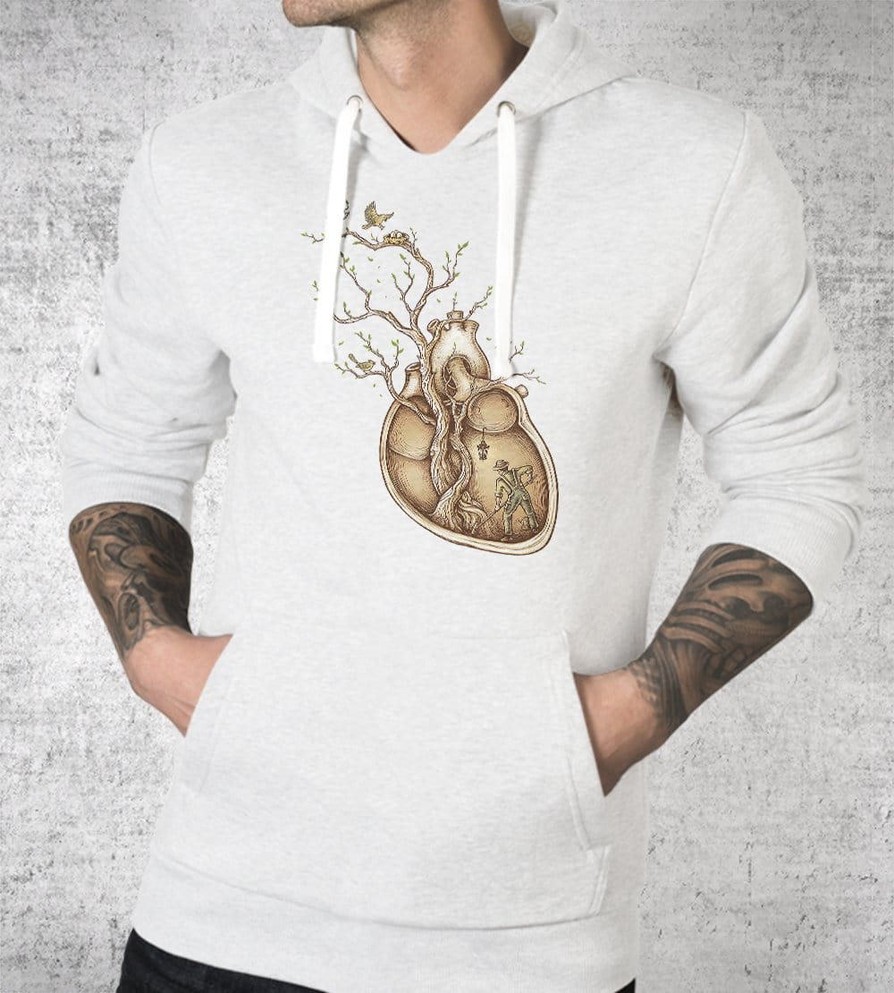 Tree Of Life Hoodies by Enkel Dika - Pixel Empire