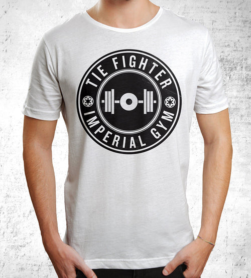 Imperial Gym T-Shirts by Edge Fitness - Pixel Empire