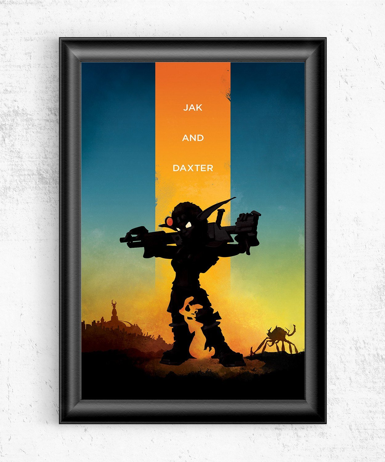 Jak & Daxter Posters by Dylan West - Pixel Empire