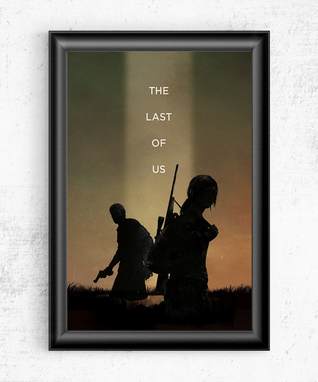The Last of Us Posters by Dylan West - Pixel Empire