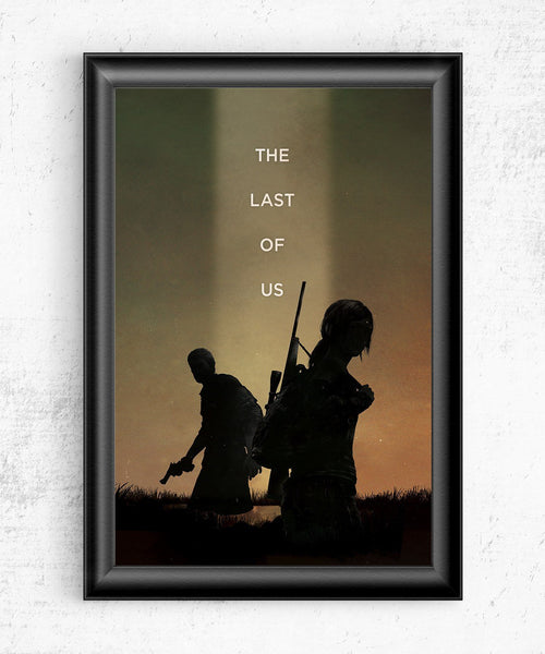 The Last of Us Posters- The Pixel Empire
