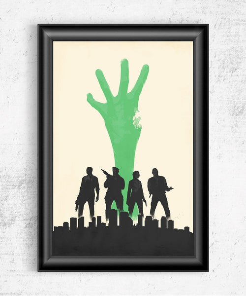Left 4 Dead Posters by Felix Tindall - Pixel Empire