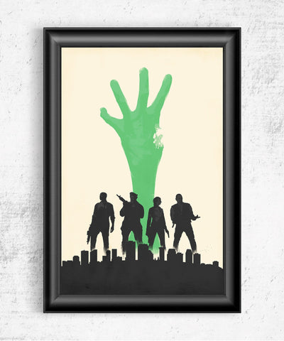Left 4 Dead Posters- The Pixel Empire