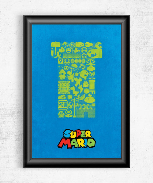 It's-A-Me Posters by Dylan West - Pixel Empire