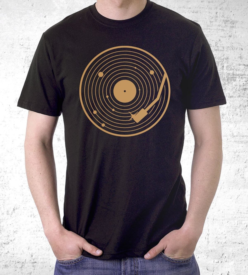 The Vinyl System T-Shirts by Grant Shepley - Pixel Empire