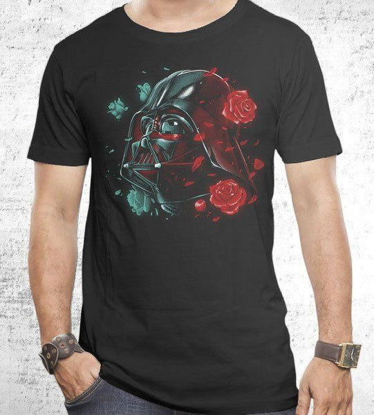 Dark Side of the Bloom Men's Shirt by Vincent Trinidad - Pixel Empire