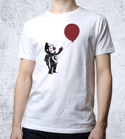 Balloon Fairy Men's Shirt- The Pixel Empire