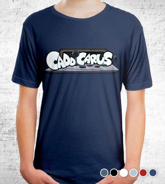 Caddicarus T-Shirts by Caddicarus - Pixel Empire