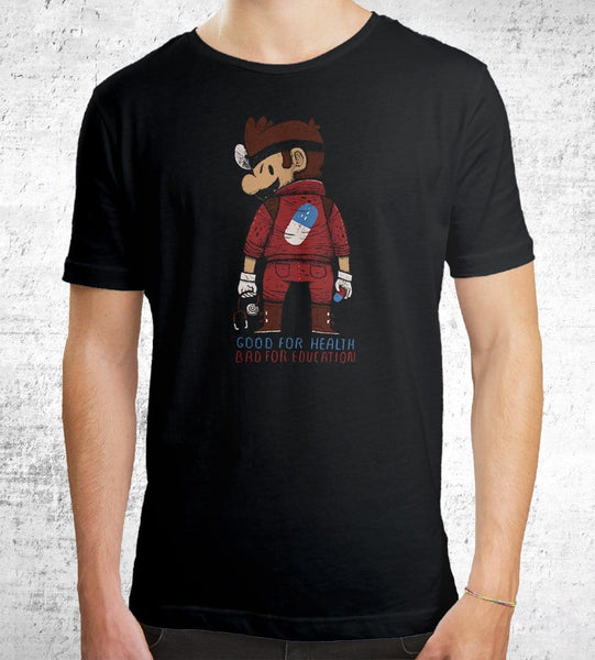 Dr Mario T-Shirts by Louis Roskosch - Pixel Empire