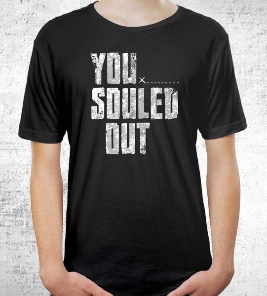 You Souled Out 2.0 Men's Shirt by Tear of Grace - Pixel Empire