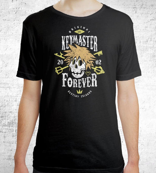 Keymaster Forever Men's Shirt by Olipop - Pixel Empire