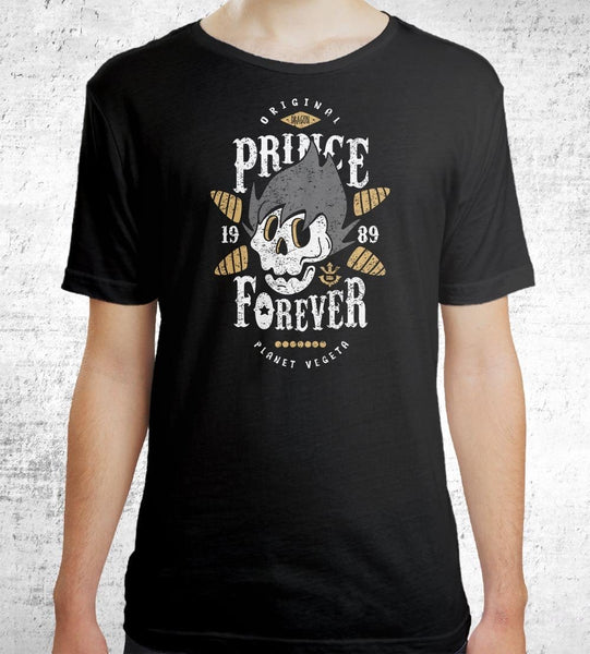 Prince Forever Men's Shirt by Olipop - Pixel Empire