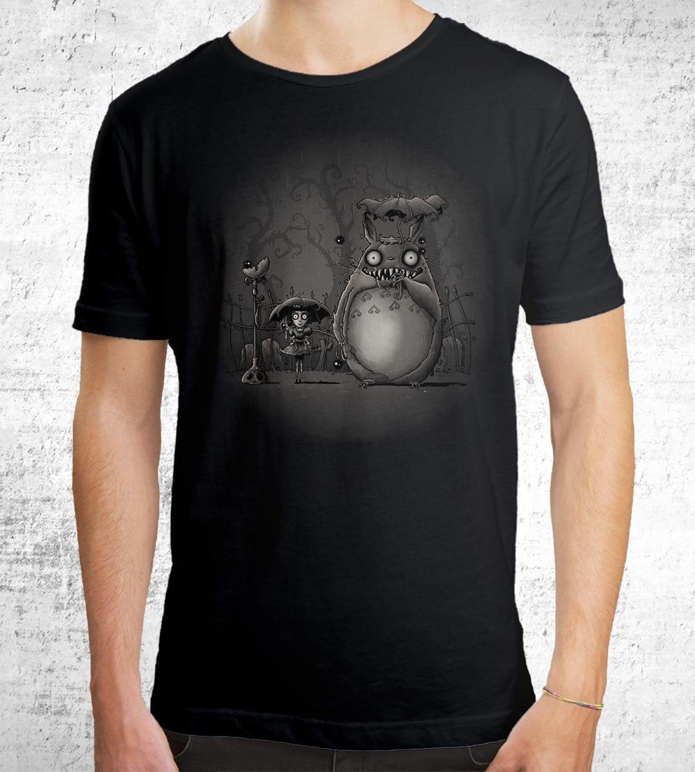 My Creepy Neighbor T-Shirts by Saqman - Pixel Empire