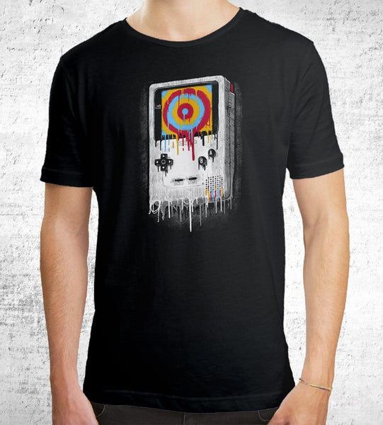 Gameboy T-Shirts by Ronan Lynam - Pixel Empire