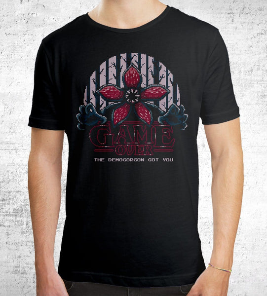 Demogorgon Got You Men's Shirt by Typhoonic - Pixel Empire