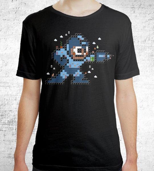 Mega Maker Men's Shirt by COD Designs - Pixel Empire
