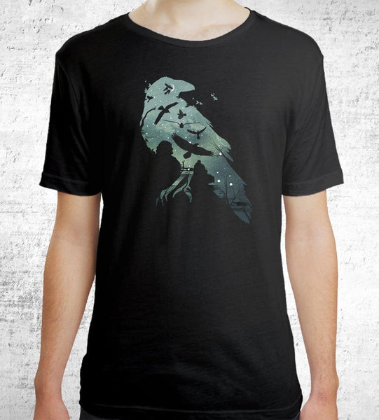 Murder of Crows Men's Shirt by Dan Elijah Fajardo - Pixel Empire