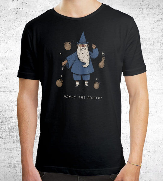 Harry The Potter T-Shirts by Louis Roskosch - Pixel Empire