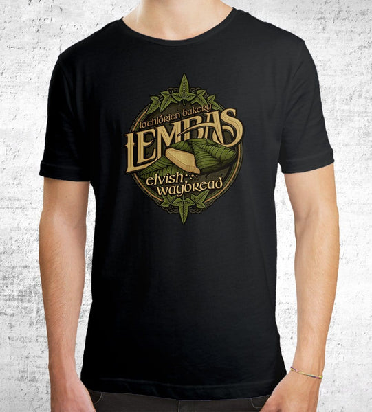 Lembas Bread Men's Shirt by Cory Freeman Design - Pixel Empire
