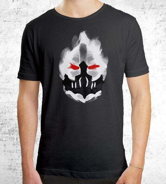 Bane of Mordor Men's Shirt by Tear of Grace - Pixel Empire