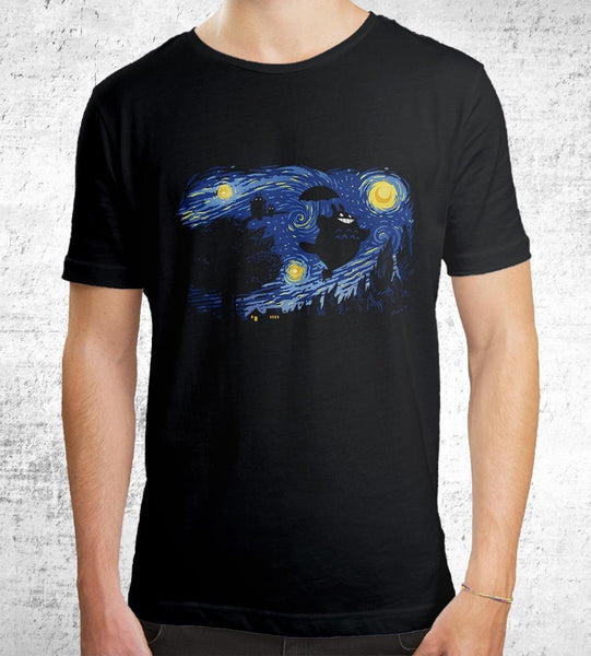 Night For Spirits T-Shirts by Anna-Maria Jung - Pixel Empire