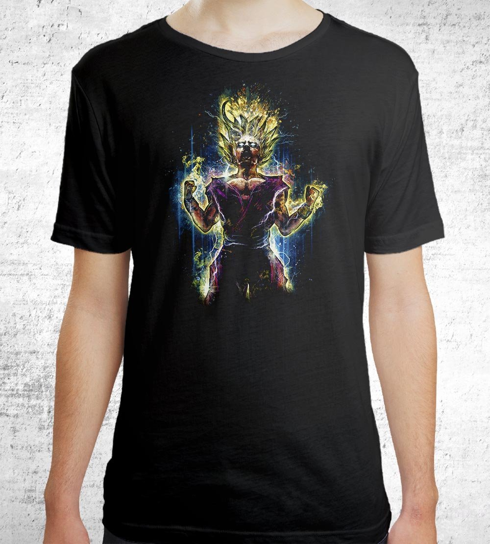 Gohan T-Shirts by Barrett Biggers - Pixel Empire