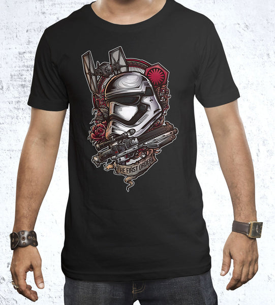 Empire Rises Men's Shirt- The Pixel Empire