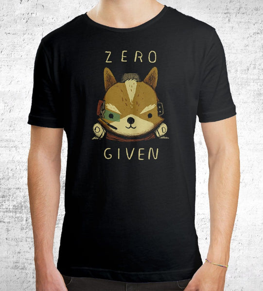 Zero Starfox T-Shirts by Louis Roskosch - Pixel Empire
