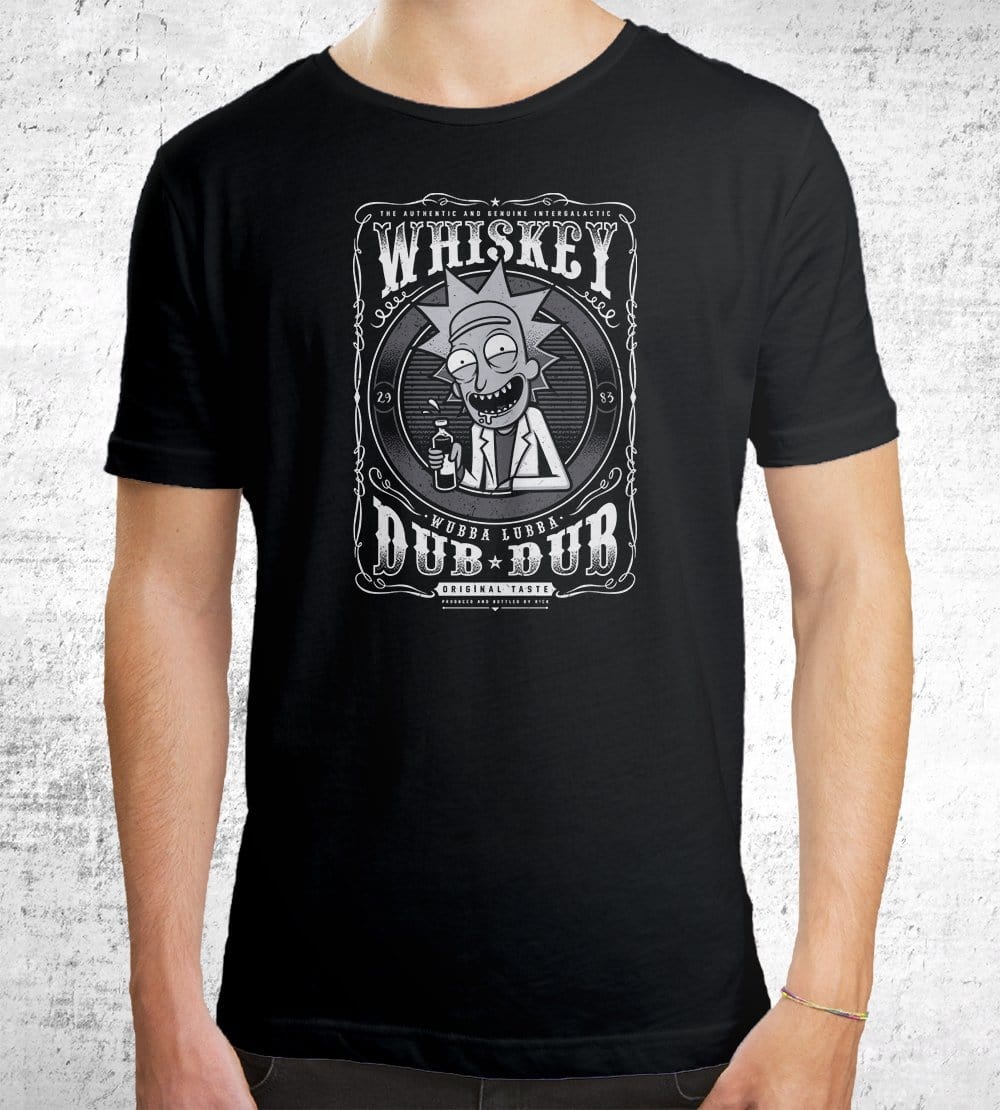 Whiskey Dub Dub T-Shirts by Studiom6 - Pixel Empire