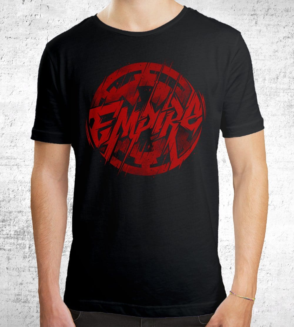 Empire T-Shirts by StudioM6 - Pixel Empire