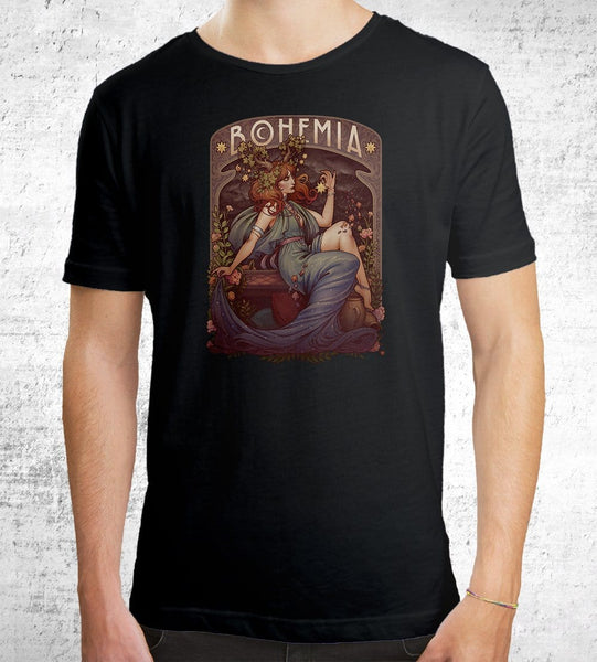 Bohemia Men's Shirt by Medusa Dollmaker - Pixel Empire