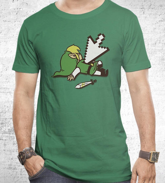 Dead Link T-Shirts by COD Designs - Pixel Empire