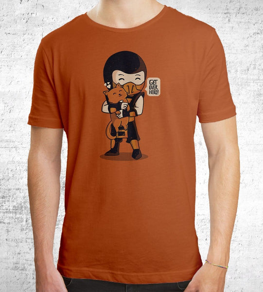 Get Over Here Men's Shirt by Eduardo Ely - Pixel Empire
