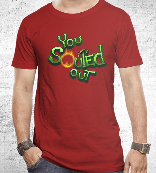 You Souled Out Men's Shirt by Tear of Grace - Pixel Empire