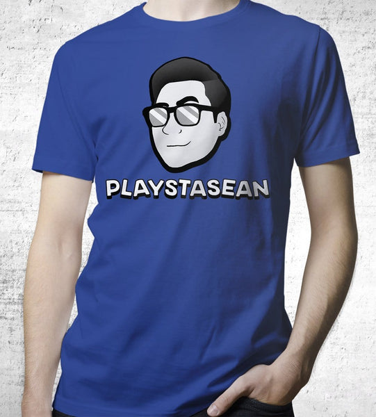 Playstasean T-Shirts by Nintendrew - Pixel Empire