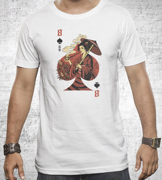 Weed Geisha Men's Shirt by Ilustrata - Pixel Empire