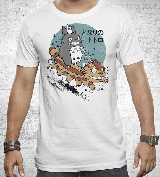 The Neighbors Antics Men's Shirt by Vincent Trinidad - Pixel Empire