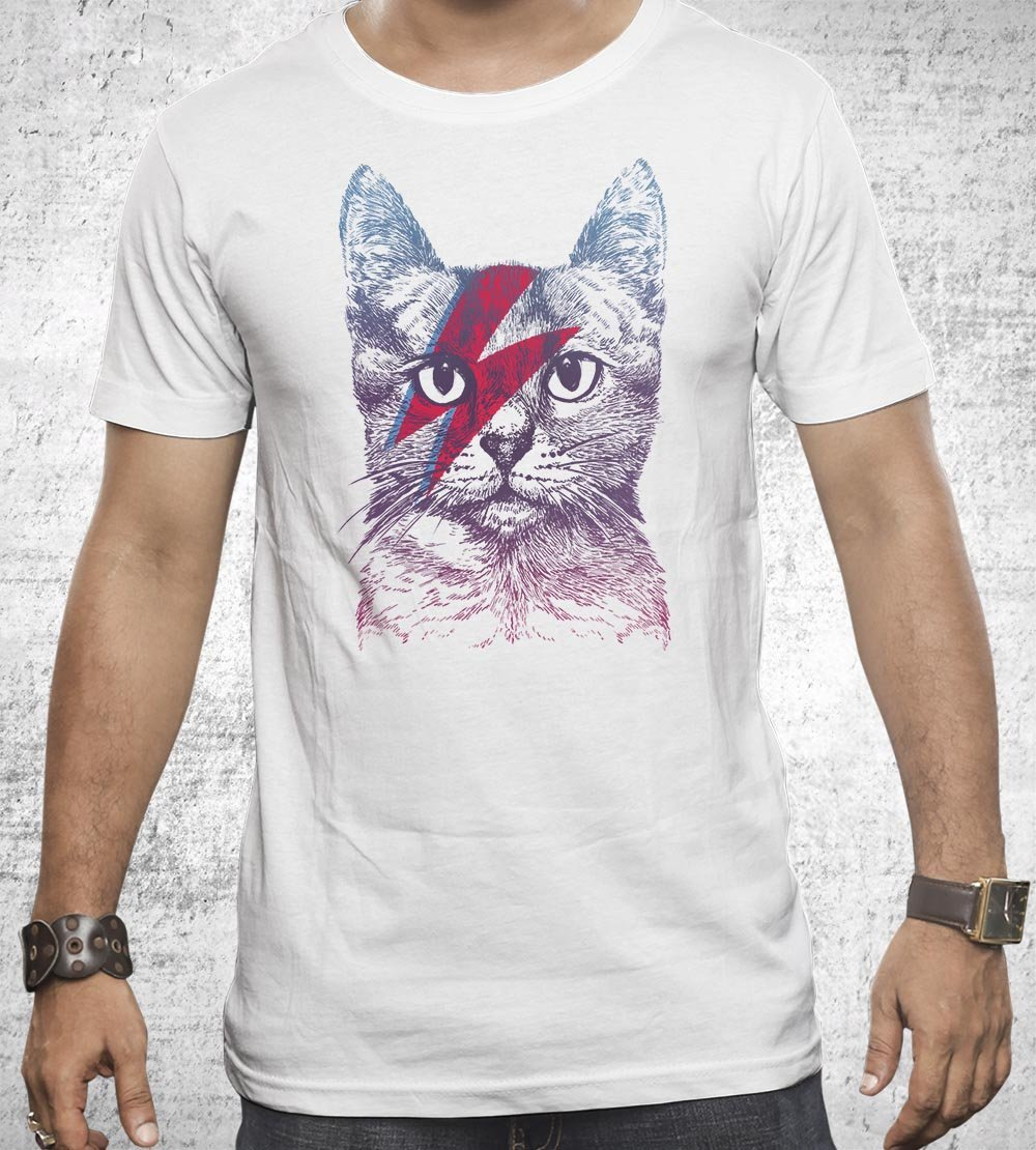 Cat People T-Shirts by Daniel Teres - Pixel Empire